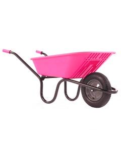 Haemmerlin Vibrante Go Pink Wheelbarrow - 90L