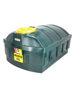 Deso Bunded Low Profile Oil Waste Tank 1200 - LP1200WOW