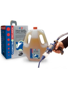 Cydectin Triclamox Pour-On For Cattle 5L