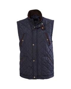 Vedoneire Mens Quilted Gilet
