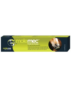 Molemec Paste Horse Wormer - 1 x 6.42g
