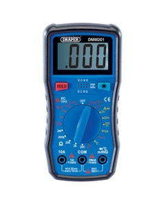 Draper Digital Multimeter - DMM201