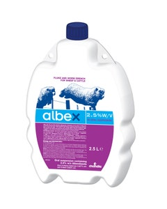 Albex 2.5% SC - 2.5L