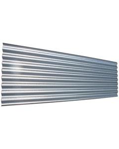 "Corrugated Galvanised Sheet 8/3"" x 24g - 9ft"