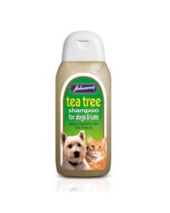Johnson's Tea Tree Shampoo - 200ml