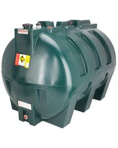 Deso Single Skin Domestic Oil Tank 1900L H1900T