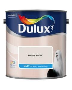 Dulux Matt Mellow Mocha - 2.5L