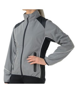 HyViz Silva Flash Reflective Jacket - Silver