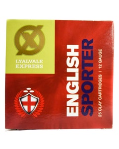 Lyalvale Express English Sporter 28 Grams Fibre Wad Cartridges