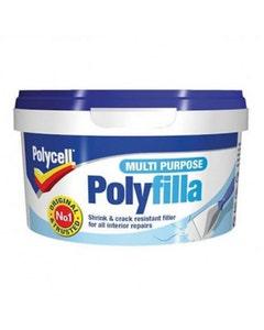 Polycell Multi Purpose Polyfilla Ready Mixed - 600g