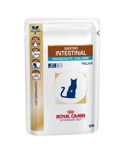 Royal Canin Veterinary Diet Feline Gastro Intestinal Moderate Calorie - 4kg