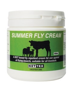 Net-Tex Summer Fly Cream - 500ml