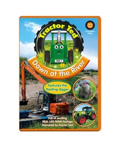 Tractor Ted Down At The River DVD