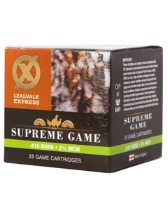 "Lyalvale Express 2 1/2"" 14 Grams Fibre Wad Cartridges"