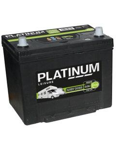 Platinum S685L Sealed Leisure Battery 12v 75Ah