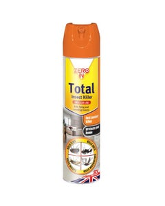 Zero In Total Insect Killer Aerosol - 300ml