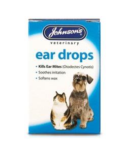 Johnson's Ear Drops - 15ml