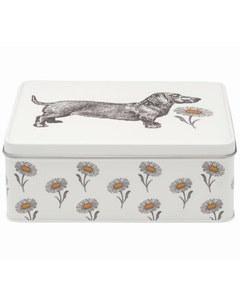 Thornback & Peel Dog and Daisy Biscuit Tin - 320g
