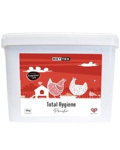Net-Tex Poultry Total Hygiene Powder - 2kg