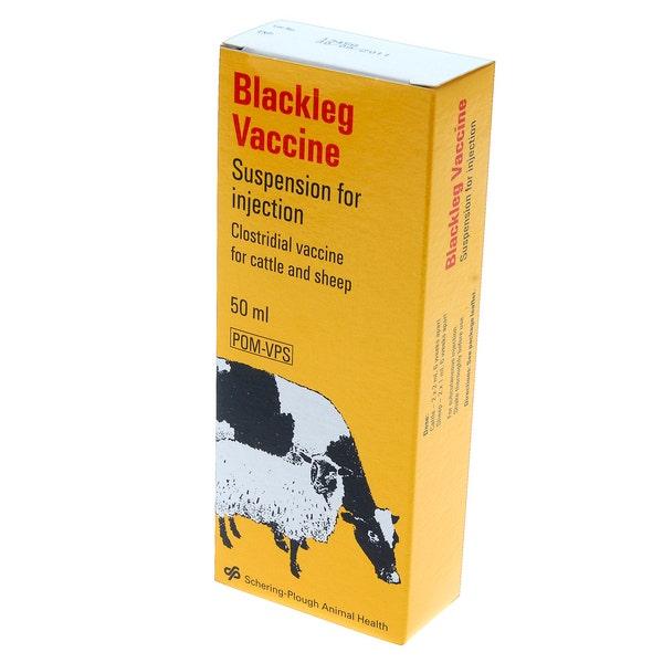 An image of Blackleg Vaccine - 50ml