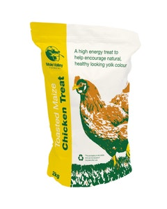 MVF Toasted Maize Chicken Treat - 2kg
