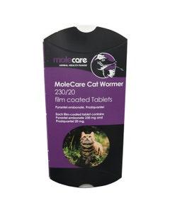 Molecare Cat Wormer Tablet 230/20