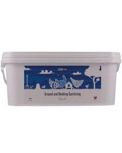 Net-Tex Poultry Ground & Bedding Sanitising Powder - 2kg