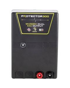 Mole Electric Fencing Protector 300 High Powered Dual Input Energiser