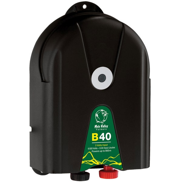 An image of MVF B40 3V 0.04J Battery Electric Fencing Energiser