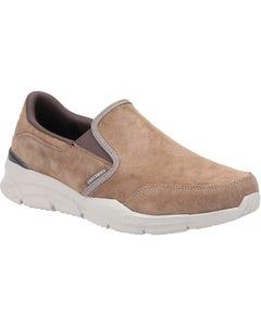 Skechers Mens Equalizer 4.0 Myrko Sports Shoes - Brown