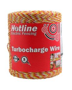 Hotline P62 9 Strand Turbocharge Polywire 500m