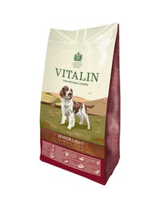 Vitalin Adult Dog Senior/Light Salmon and Potato - 12kg