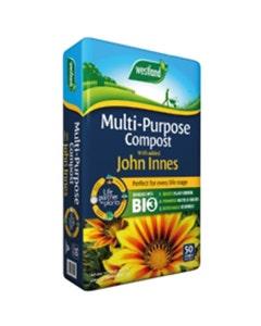 Westland Multi-Purpose Compost With Added John Innes - 50L