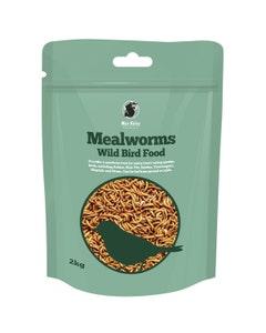 MVF Mealworms Wild Bird Food - 2kg