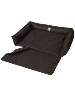 Danish Design Dog Car Boot Bed - Black Medium