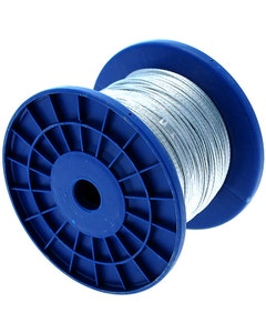 Mole Electric Fencing Stranded Galvanised Wire - 200m