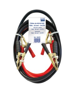 Battery Booster Cables - 4.5m (700A)