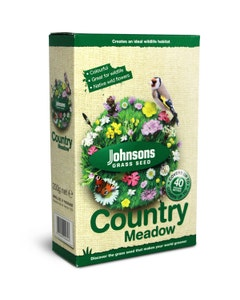 Old English Country Meadow Grass Seed - 200g