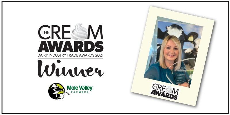 cream awards winner