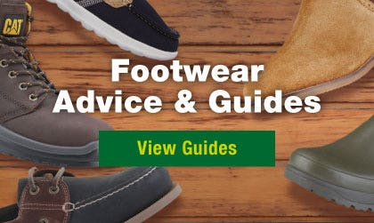 footwear advice and guides - view guides