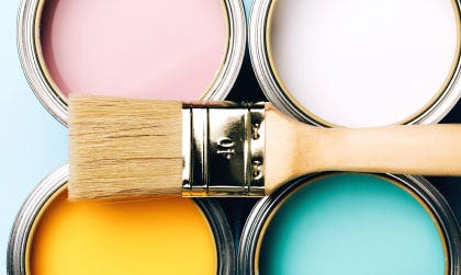 paint and preserves