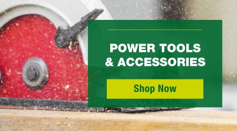power tools and accessories - shop now